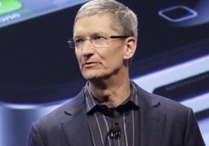Тім Кук - новини Apple - Глава Apple відзвітує перед владою США про податки і офшори