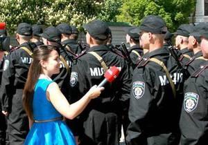 опозиція - ПР - До Києва стягують додаткові підрозділи Внутрішніх військ - депутат