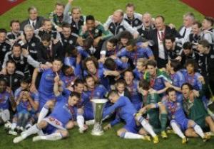 Челси вошел в четверку победителей всех европейских футбольных турниров