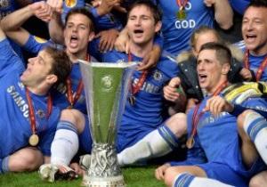 Челсі виграє фінал Ліги Європи