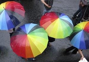 Росія - гей-парад - заборона