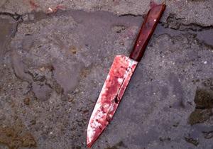 Крит - аніматор - ножові поранення