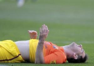 Месси из-за травмы пропустит остаток сезона