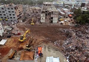 Бангладеш - швейні фабрики - H&M та Inditex