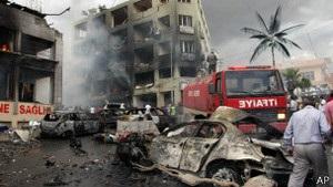 Вибухи в Туреччині: Анкара погрожує відповіддю