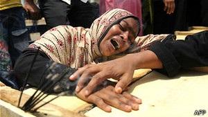 Новини Бангладеш - Кількість загиблих в Бангладеш перевищила тисячу