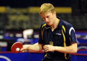 Настольный теннис. Украинцы берут малое золото чемпионата Европы