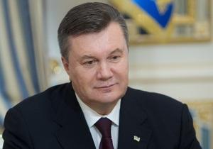 Янукович - звернення - День Перемоги