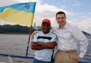 Кличко и Тайсон могут приехать посмотреть бои Украинских атаманов