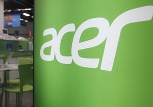 Acer нарастила чистую прибыль более чем в полтора раза