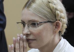 Тимошенко причастилася й сповідалася