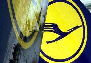 Менеджмент Lufthansa скоротить собі зарплати