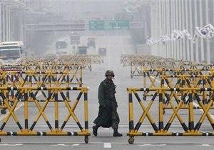 У Південній Кореї поліція зірвала скидання листівок на територію КНДР