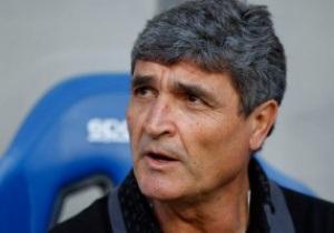 Тренер Днепра: Игроки больше думали о важном матче впереди
