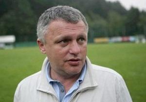 Суркіс: Бюджет київського Динамо - 50-60 млн доларів