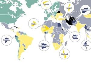 Рейтинг свободи преси: Україна впритул наблизилася до невільних країн