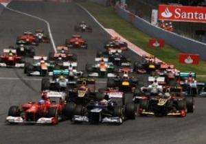 Формула-1. Валенсія може провести Гран-прі Іспанії наступного року