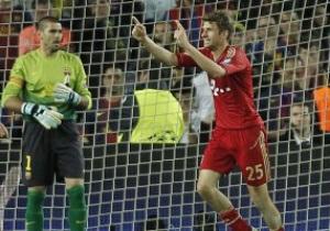 Бавария разгромила Барселону в ответном матче полуфинала Лиги Чемпионов