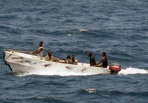 Шістьох заручників сомалійських піратів звільнили після двох років у полоні