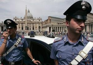 Італійська поліція розшукує підозрюваних у підготовці терактів