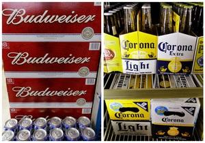 InBev - пиво - Найбільший у світі виробник пива не вийшов на прогнозований прибуток
