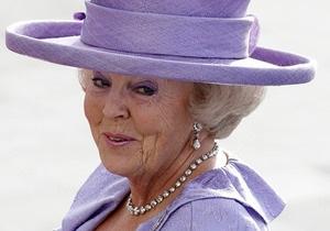 Новини Нідерландів - монархія - Сьогодні королева Нідерландів зрікається престолу. Трон вперше за 123 роки забере чоловік