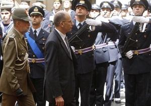 У Римі ввели безпрецедентні заходи безпеки через «стрілянину у політиків»