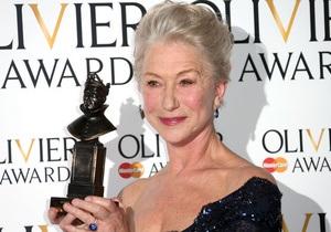 Хелен Міррен вручили премію Олів є за роль Єлизавети II