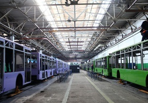Новости ЛАЗ - Переживающий трудные времена ЛАЗ поставит Болгарии троллейбусов на 16 млн гривен