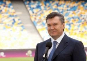 Президент Украины поздравил Шахтер с победой в чемпионате