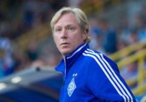 Тренер Динамо: В атаке мы могли действовать агрессивнее