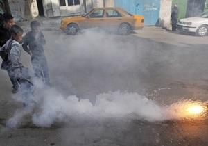 Ізраїль згорне програму використання білого фосфору армією