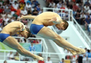 Українці Кваша та Пригоров виграли етап Кубка світу зі стрибків у воду