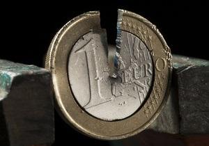 єврозона - криза єврозони - Євро залишилося всього п ять років