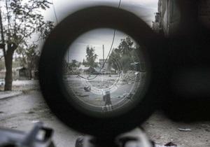 Сирія застосовує хімічну зброю - МЗС Великобританії