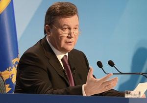 Гриценко - Янукович - Гриценко впевнений, що українці заслуговують Президента Януковича