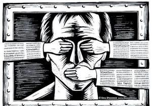 На Корреспондент.net почалася трансляція дискусії про цензуру в українському мистецтві