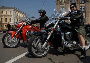 ДАІ - Київ - ПДР - мотоциклісти - моторолери - мопеди