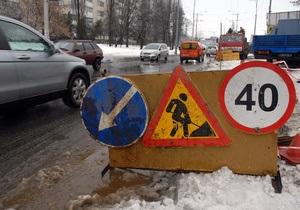 Українські дороги - лише 17% водіїв уникнули серйозних поломок авто через погані дороги