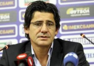 Тренер Карпат обвинил двух игроков в разгроме команды