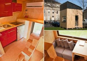 ВВС: Життя у крихітних квартирах у Великобританії