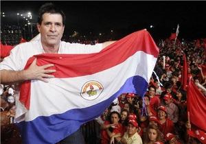 Президентом Парагваю став Орасіо Картес