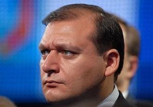 Добкін пропонує заборонити прихильникам ОУН-УПА в їзд в ЄС