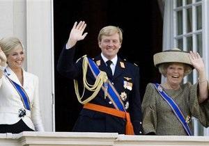 Голландці не схвалили написаний для коронації Віллема-Олександра гімн