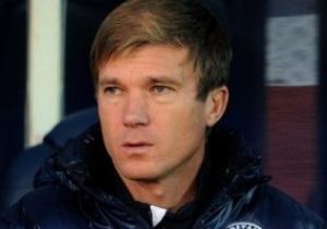 Тренер Металлурга: Говерла доказала, что достойна играть в Премьер-лиге