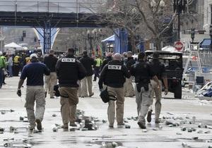 Теракт в Бостоні. ФБР оприлюднило фото і відео з підозрюваними