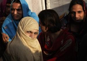 У Пакистані транссексуали вперше балотуються на виборах