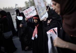 У Бахрейні спалахнули протести проти етапу Гран-прі Формули-1