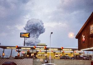 Техас - пожежа - вибух - завод