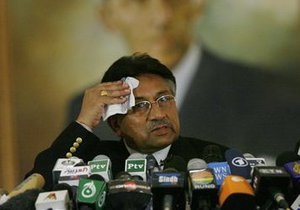 Мушарраф повернувся до Пакистану